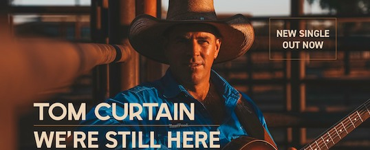 SLM Law helps to bring Tom Curtain's We're Still Here Tour to Camperdown on 16 February 2020